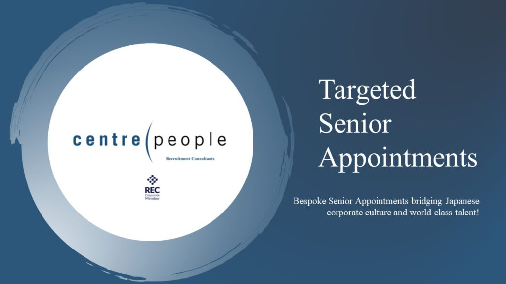 Targeted Senior Appointments